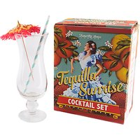 Temerity Jones Tequila Sunrise Cocktail Set