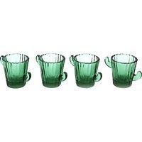 Cactus Shot Glasses, Set of 4