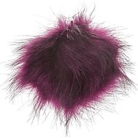 Habico Faux Fur Pom Pom, 120mm