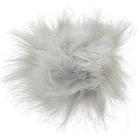Habico Faux Fur Pom Pom, 120mm