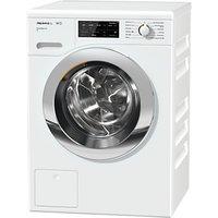 Miele WCI320 Quick PowerWash XL Freestanding Washing Machine, 9kg Load, A+++ Energy Rating, 1600rpm Spin, White