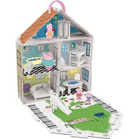 Peppa Pig Decorate Peppa's House Arts & Craft Set