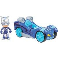 PJ Mask Turbo Blast Racers Cat-Car & Cat Boy