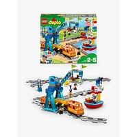 'Lego Duplo 10875 Cargo Train