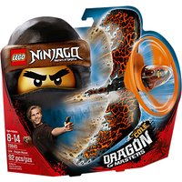 LEGO Ninjago 70645 Cole Dragon Masters Flyer