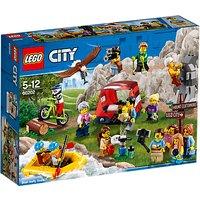 LEGO City 60202 Outdoor Adventures People Pack