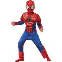Spider-Man Deluxe Fancy Dress Costume