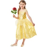 Disney Princess Beauty and the Beast Belle Fancy Dress Costume, 5-6 years