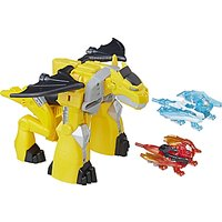 Transformers Rescue Bot Knight Watch Bumblebee Action Figure
