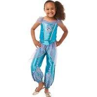 Disney Princess Aladdin Jasmine Ariel Children's Costume, 5-6 years