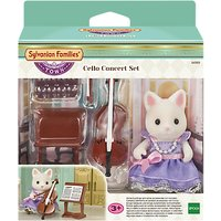 Sylvanian Families Town Series Cello Concert Set