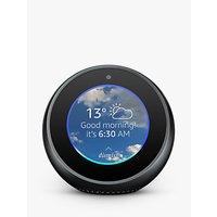 Amazon Echo Spot Smart Speaker with 2.5 Screen & Alexa Voice Recognition & Control