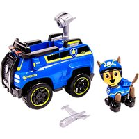 Paw Patrol Spy Chase Pup and Spy Cruiser