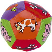 Jellycat Farm Tails Boing Ball Soft Toy, Multi