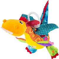 Lamaze Flying Fynn Toy, Multi