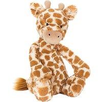 Jellycat Bashful Giraffe Soft Toy, Small