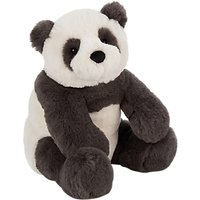 Jellycat Harry Panda Cub Soft Toy, Large, White