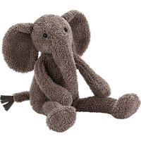 Jellycat Slackajack Elephant Soft Toy, Small,