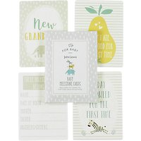 Milestone Baby Shower Collection Milestone Cards