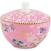 PiP Studio Floral 2.0 Hummingbird Sugar Bowl, 300ml