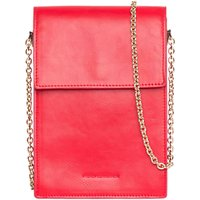 French Connection Betty Rectangular Cross Body Bag, Shanghai Red
