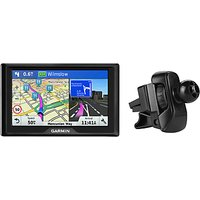 Garmin Drive 51LMT-S Sat Nav with Lifetime Map Updates, Full Europe & Air Vent Mount
