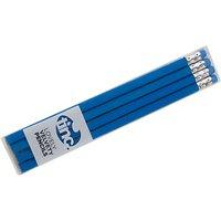 Tinc Lovely Velvety Pencils, Pack of 4, Blue