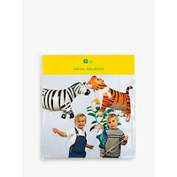 Talking Tables Party Animal Balloons, Pack of 3