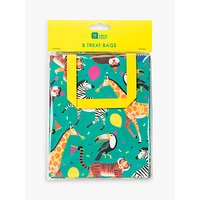 Talking Tables Party Animal Treat Bags, Pack of 8