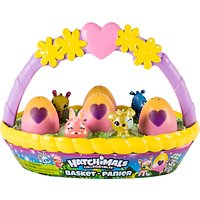 Hatchimals CollEGGtibles Spring Basket, Pack of 6