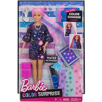 Barbie Colour Surprise Doll