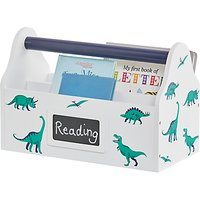 Great Little Trading Co Dinosaur Carry Caddy, Multi