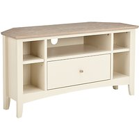 John Lewis & Partners Alba Corner TV Stand for TVs up to 41