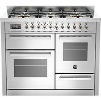 Bertazzoni Professional Series 110cm Dual Fuel Range Cooker