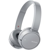 Sony WH-CH500 Bluetooth NFC Wireless On-Ear Headphones with Mic/Remote