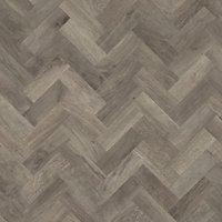Karndean Art Select Wood Flooring, Parquet Storm Oak