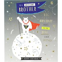 Paperlink Brother Birthday Card