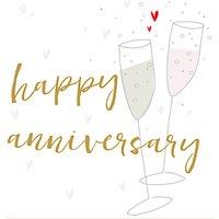 Caroline Gardner Happy Anniversary Card