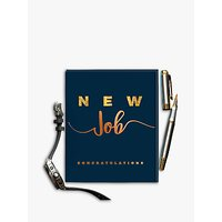Bellybutton Bubble New Job Greeting Card