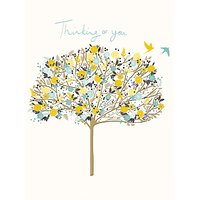 Woodmansterne Thought Tree Sympathy Card