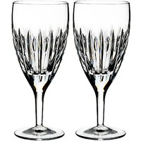 Waterford Ardan Collection Mara Iced Beverage Glasses, Clear, 400ml, Set of 2