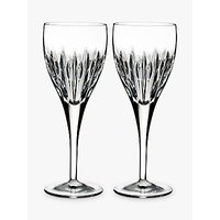Waterford Ardan Collection Mara Wine Glasses, Clear, 320ml, Set of 2 at John Lewis Department Store
