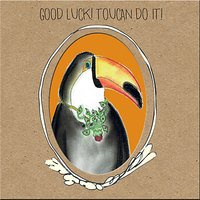 Art File Gl!toucan Do It! Greeting Card