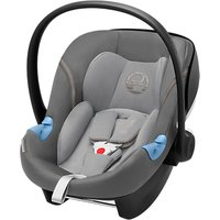 Cybex Aton M Group 0+ i-Size Baby Car Seat, Manhattan Grey