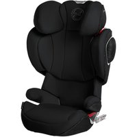 Cybex Solution Z-Fix Group 2/3 Car Seat, Stardust Black