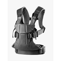 BabyBj ¶rn One Baby Carrier 2018, Grey
