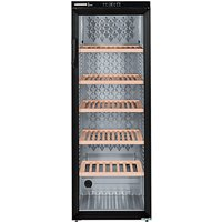 Liebherr WKB4212 Vinothek Freestanding Wine Cabinet, Black