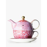 T2 Moroccan Tealeidoscope Teapot For One, Rose, 450ml