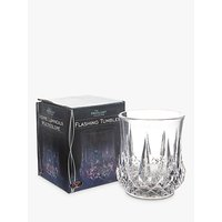 Mixology Flashing Neon Light Plastic Tumbler