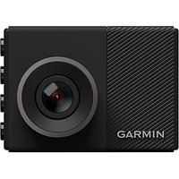 Garmin Dash Cam 65W, 1080p with GPS, Voice Control & Wide Angle View